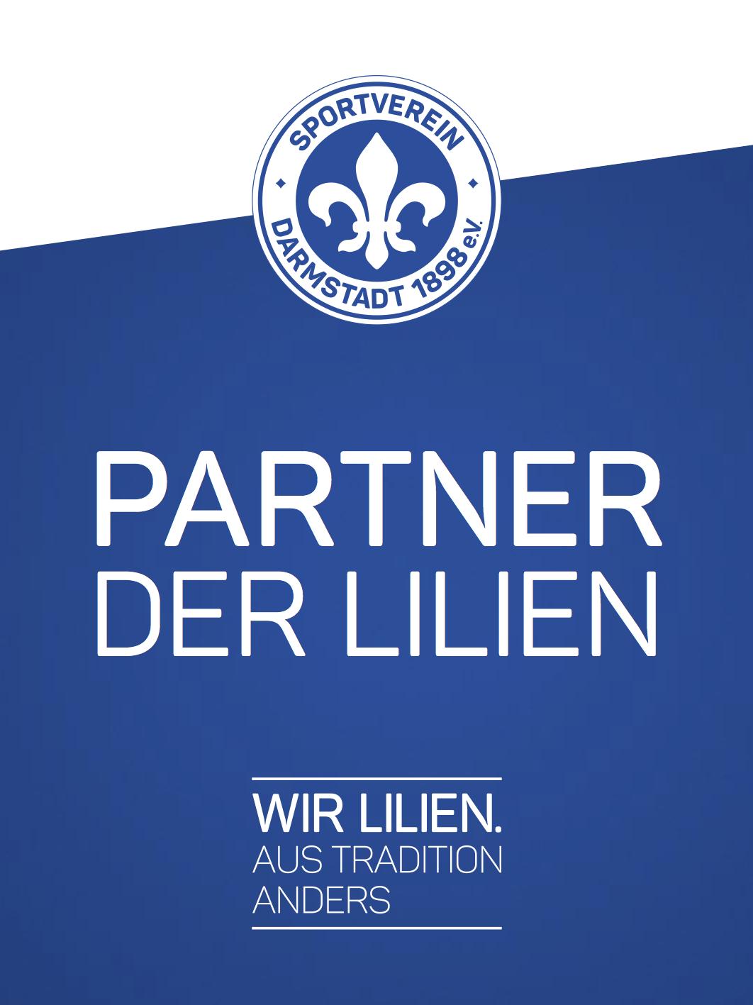 Partner der Lilien Logo neu